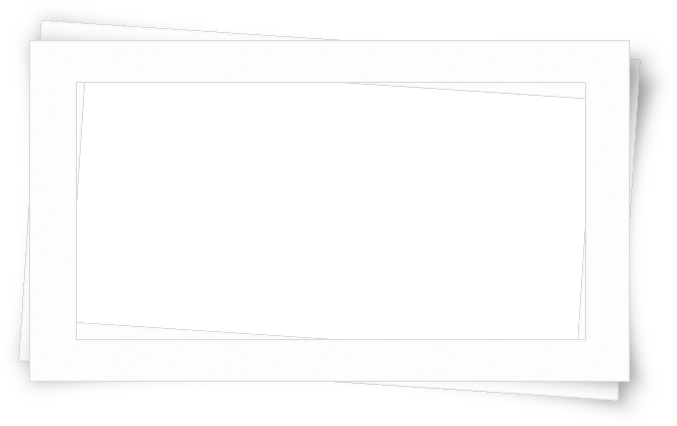 белая рамка png для видео
